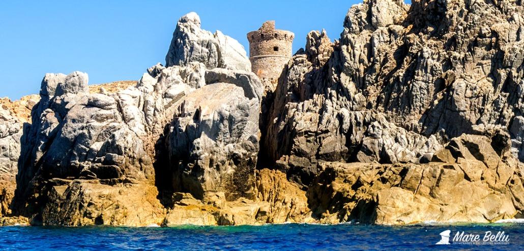 Tours Génoises balade en mer