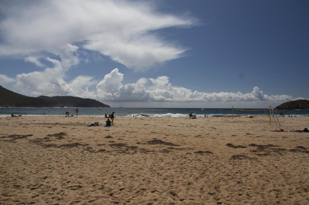 La Plage d'Arone promenade en mer