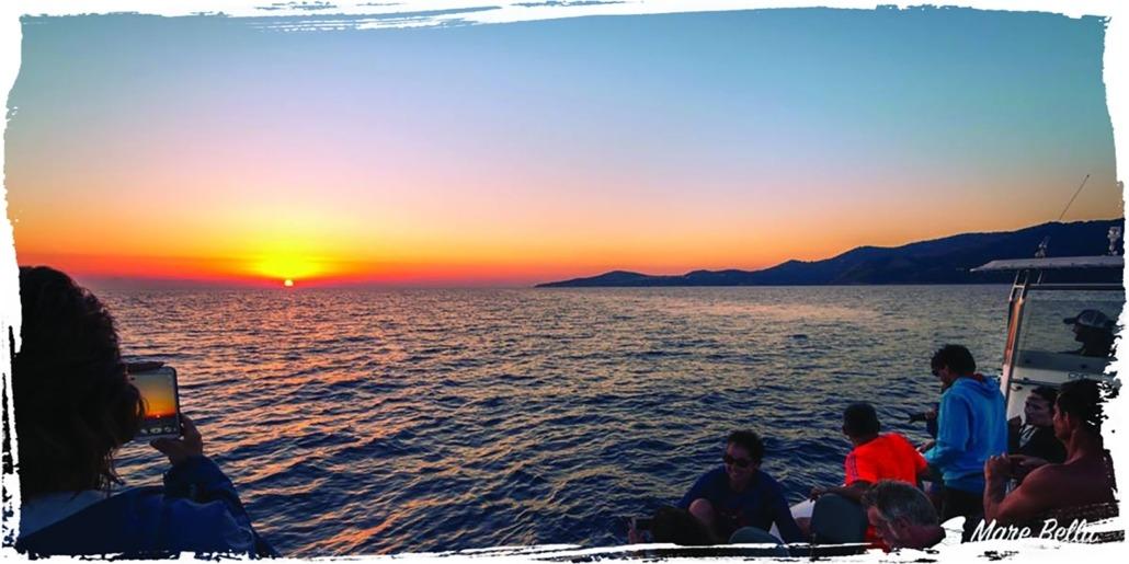 Sagone Tiuccia balade en mer